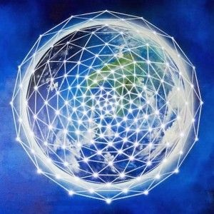 Blue Earth Grid