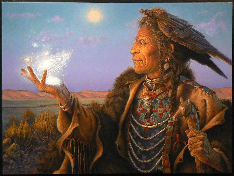 shaman work